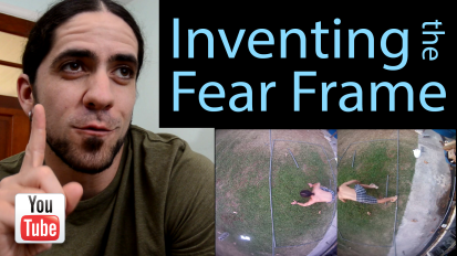 Confessions of a Marine Biologist: Inventing the 'FearFrame'