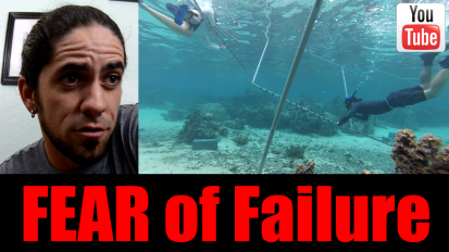Confessions of a Marine Biologist: Fear ofFailure