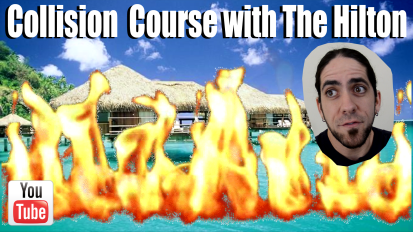 Confessions of a Marine Biologist: Collision Course with TheHilton
