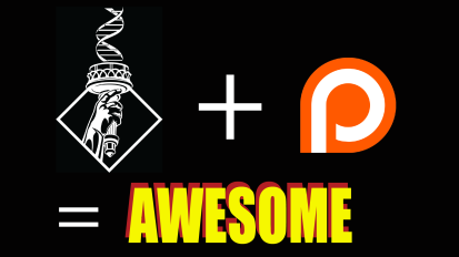 SciAll.org + Patreon: Spreading science to themasses!