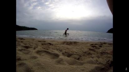 Testing 'Mobile Fear Frame 2.0' – engineering + marinebiology