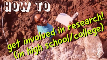 How to get into research! In High School / College