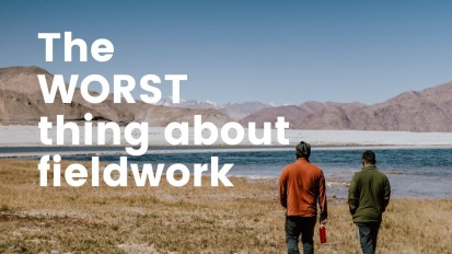 WORST thing about fieldwork